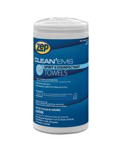 Clean?Ems Spirit II Disinfectant Towels