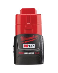 M12 REDLITHIUM 12v 3.0 Compact Battery Pack