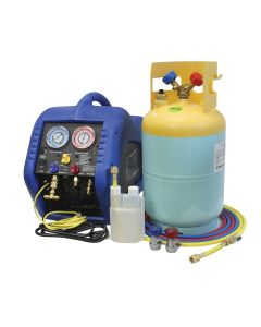 SAE J2810 UL approved portable A/C recovery unit