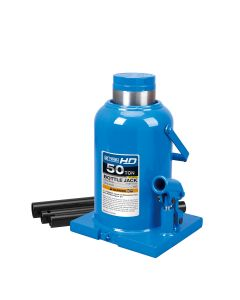 K-Tool HD 50-Ton Bottle Jack (Welded Type)