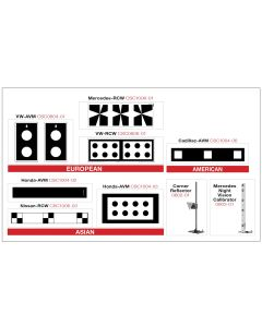 Autel ADAS Calibration Package 1 for MA600 System