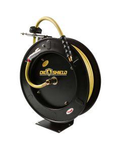 BluBird Oil Shield HD Air Hose Reel 3/8 in. x 50 f