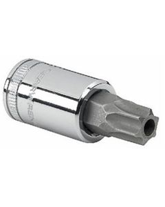1/4 in. Drive Torx Tamper-Proof T30 Bit Socket