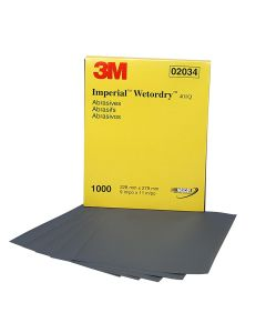 """PAPER SHEETS IMPERIAL 9""""X 11"""" ULTRA FINE 1000 50/S"""