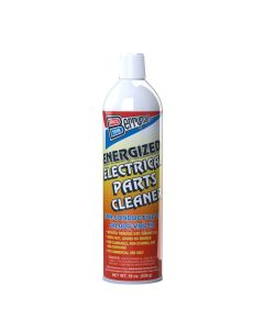 12PK Energized Electric Parts cleaner - 20 oz.