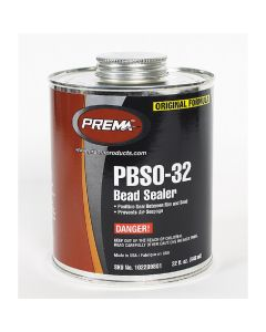 32 oz. Can Bead Sealer Orange  Flammable