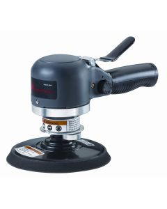 "Dual Action Quiet Air Sander with 6"" Pad"