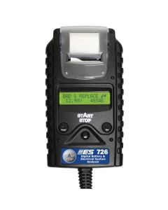 Digital Battery/Electrical System Tester w/Printer