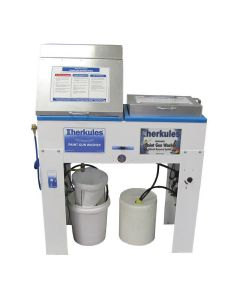 Waterborne and Solvent Combo Paint Gun Washer