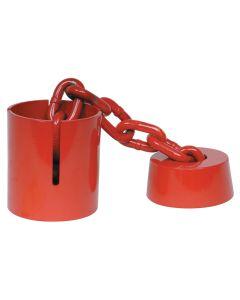 Anchor Pot/Chain