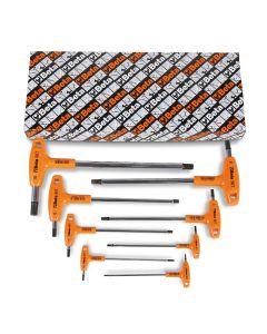 8 Piece Offset Hexagon Key Wrench Set