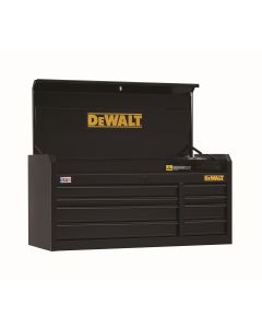 DeWalt 8-Drawer Chest, 52 in. x 21 in., Black