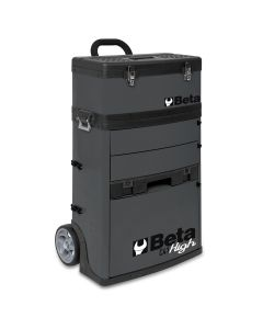 Beta Tools C41H-G-Two-Trolley Ral 7016