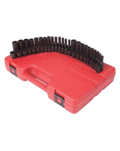 Sunex Tools 48-Piece 1/4 in. Drive, Impact Socket Master Set
