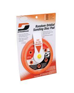 "6"" Non-vacuum Orbital Sanding Pad Hook (carded)"