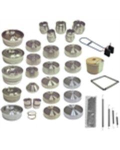 34-pc Brake Lathe Adapter, Platinum Adapter Set