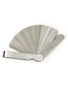 Metric Spark Plug Gauge  .04 to 1.00mm