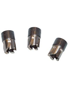 """11,000 Series"" Rotobroach Cutters - 5/16in. (3 Pack)"