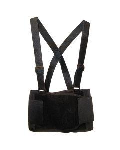 "Lightweight Polyester Back Support Belt, Large (38"" x 47"")"