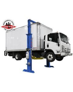 Atlas Plat. 15,000 lb. Capacity ALI Cert 2-Post Lift (Freight Prepaid)