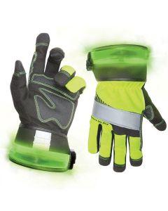 Safety Pro Lighted Glove Xlarge