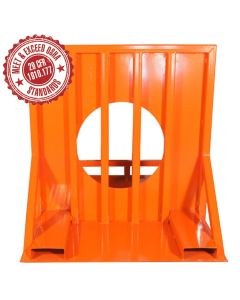 48'' INFLATION TIRE BARRIER