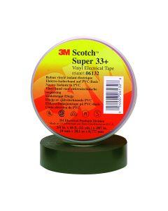 """Scotch Super 33+ Vinyl Electrical Tape, 3/4"""" x 66'"""