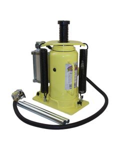 ESCO 22 Ton Air Hydraulic Bottle Jack