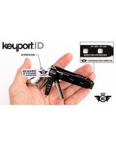 Keyport Pivot Key Organizer - Smart Key Holder
