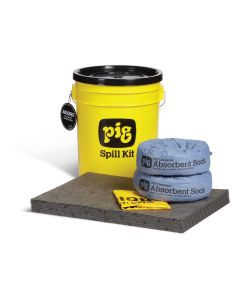 PIG Univ Spill Kit in 5 Gallon Container