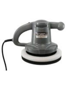 Waxing Polisher, 10 in. Random/Orbital with Hard Case, Includes 3 Bonnets Applying Romoving and Polish