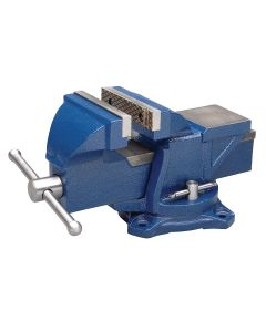 Wilton 4 in. Jaw Bench Vise with Swivel Base