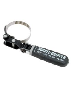Swivel Gripper No Slip Filter Wrench - Import