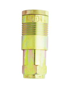"3/8"" NPT Female G-Style Coupler"