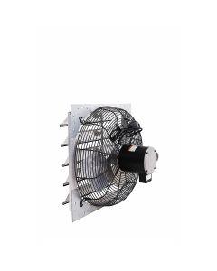 """20"""" Shutter Fan, 3-Speed, Industrial"""