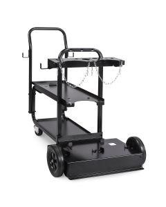 Miller Dual Cylinder Rack Cart