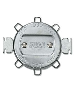 Spark Plug Gauge Wire Type .025 to .045in.