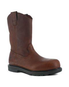 "Iron Age IA0194 Hauler 11"" Wellington Work Boot 10M"