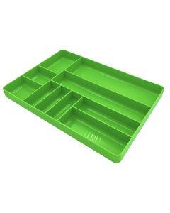 Plastic Tray Organizer, 11 in. x 16 in., 10-Compartment