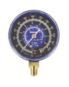 Universal R-134A/R22 Low Side Gauge