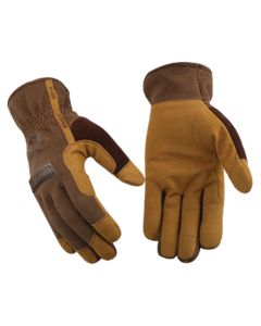 KINCOPRO BROWN MIRAX2 SYNTHETIC LEATHER XL