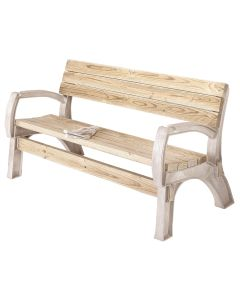 2x4 Basics Any Size Chair or Bench Kit (Lumber Not included)