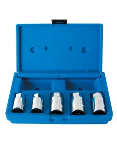5 Piece Fractional Stud Remover / Installer Set