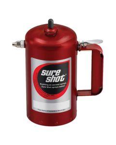 One Quart Capacity Steel Sprayer - Red