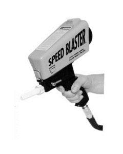 Speed Blaster Sandblast Gun - Red