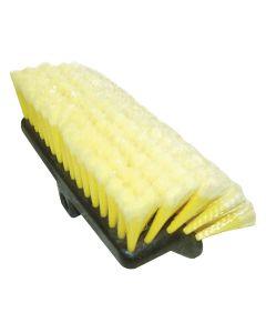 """10"""" HEAVY DUTY WASH BRUSH W/SUPER SOFT BRISYLES"""