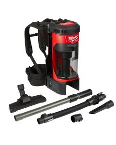 Milwaukee M18 FUEL 3-in-1 Backpack Vacuum