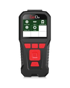 Heavy Duty Codereader with Caterpillar and DPF
