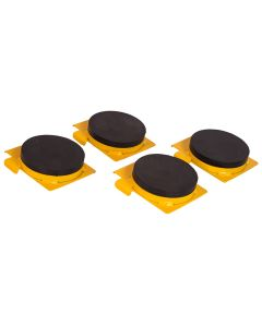 Set of Four Round Polymer Adapters