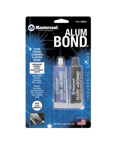 Alum Bond A/C Repair Epoxy 2 oz. Pack